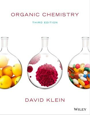 Organic Chemistry by David Klein 3rd Edition PDF