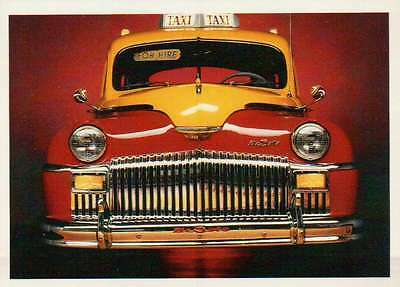 1946 Desoto Cab, Chrysler, Dream Cars Trading Card, Auto Taxi - Not Postcard