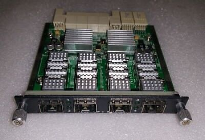 Dell PowerConnect M8024-SFP 10GE Gb Quad Port Module N805D 0N805D with 2 SFPs