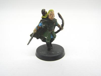 Lord Of The Rings Middle-Earth Fellowship Mirkwood Elves Legolas Metal (w405)