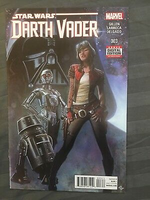 Star Wars Darth Vader 3 Marvel Comic First Aphra , First Print