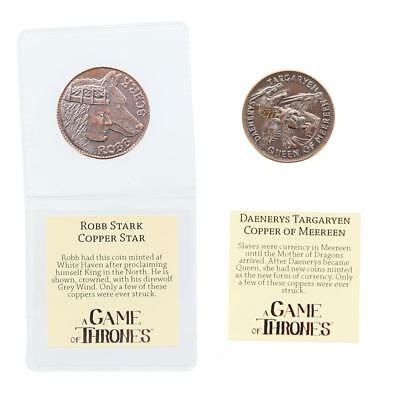 Game of Thrones Coin Set