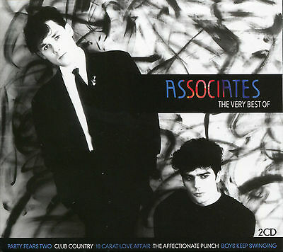Associates The Very Best Of - 2 Cd Box Set - Club Country, Eloise & More