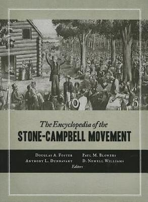 The Encyclopedia of the Stone-Campbell Movement 2012 Edition Like New
