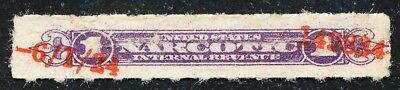 Dr Jim Stamps Us Scott Rja42B 1C Narcotic Used Red Cancel No Reserve