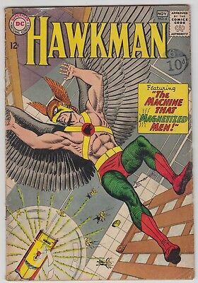 Hawkman # 4  Vg/fn  1St App & Origin Of Zatanna  Cents  1964  Hot