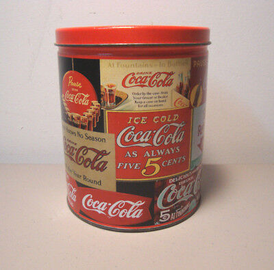Coca Cola Tin Can