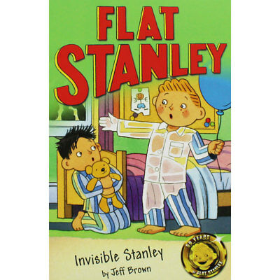Flat Stanley - Invisible Stanley (Paperback), Children's Books, Brand New