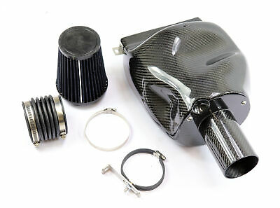 CARBON Air-Intake-System VW Golf 5, 6, Jetta 5, Scirocco, Beetle 1.8TSI + 2.0TSI