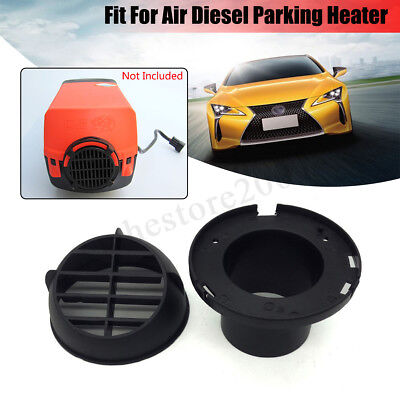 75mm Air Outlet Vent Net Cover of Exhaust Pipe For 2KW5KW Air diesel Fuel Heater