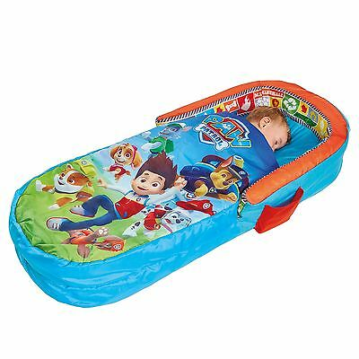 Paw Patrol My First Ready Bed Red Kids Bedroom 100% Official New Free P+P