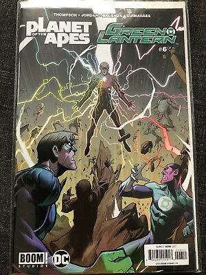 Planet Of The Apes / Green Lantern 6 of 6