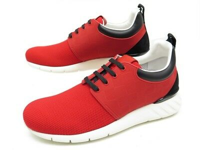 1b217c90f0cf Neuf Chaussures Louis Vuitton Fastlane Basket 7 41 Damier Rouge Sneakers  535€