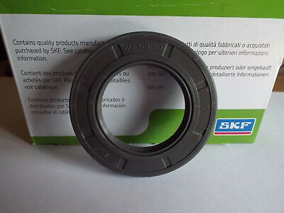 40x65x10mm SKF Oil Seal Shaft Double Lip R23/TC 40x65x10 HMSA10RG