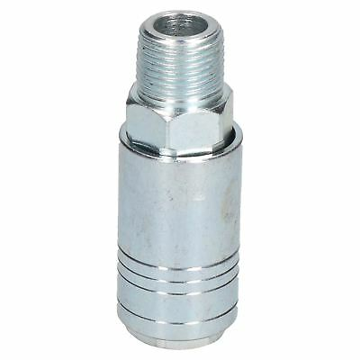 """Female Coupler 3/8"""" BSP Male Thread One Touch Quick Release Air Fitting"""