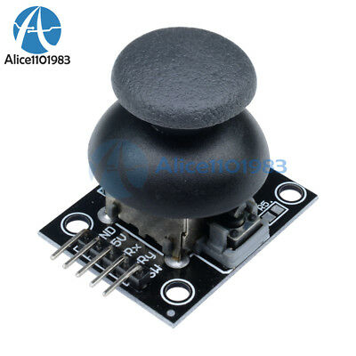 5Pin JoyStick Breakout Module Shield PS2 Joystick Game Controller