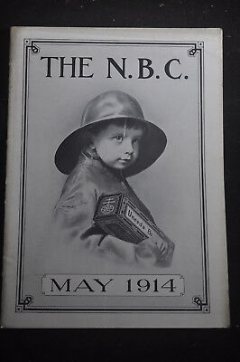May 1914 *EARLY* The N.B.C. Magazine V1 #4