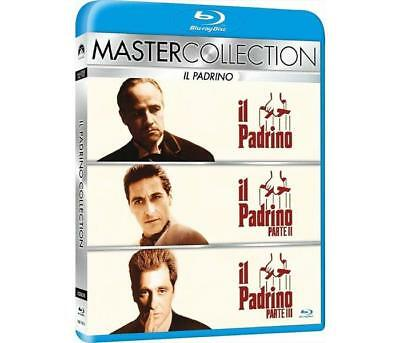 Film Blu-Ray UNIVERSAL PICTURES - Padrino Master Collection (3 Blu-Ray)