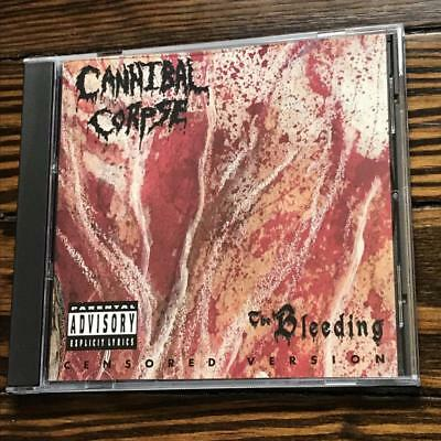 Cannibal Corpse / The Bleeding (Censored Version) (Clean) - Cannibal Corpse - ..
