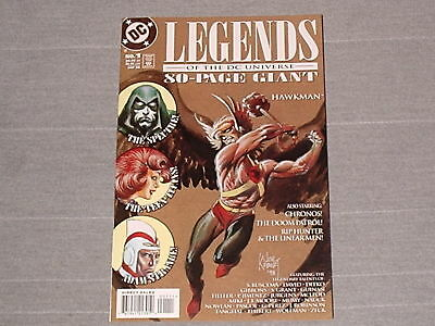 Legends of the DC Universe 80 Page Giant # 1