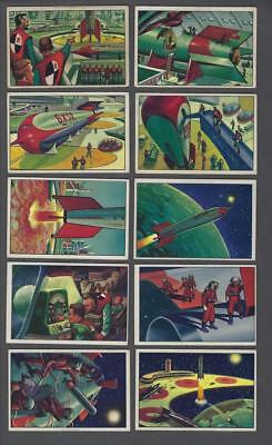1951 Bowman Jets-Rockets-Spacemen Trading Cards Complete Set of 108 With Wrapper