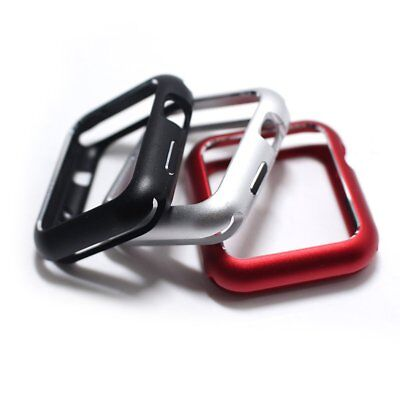 Magnetic Metal Case For Apple iWatch Series 3 2 1 38/42mm Protective Cover Frame
