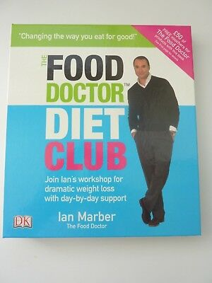 THE FOOD DOCTOR DIET CLUB Ian Marber NEW