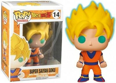 Funko POP! Animation SUPER SAYAN GOKU Dragon Ball Z