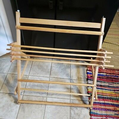"Schacht 25"" Tapestry Loom with adjustable Stand very good condition used weave"