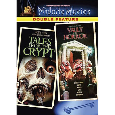 Midnite Movies Double Feature - Tales from the Crypt (1972)/Vault of Horror...