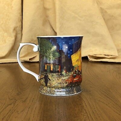Vincent Van Gogh Fine Bone China Mug