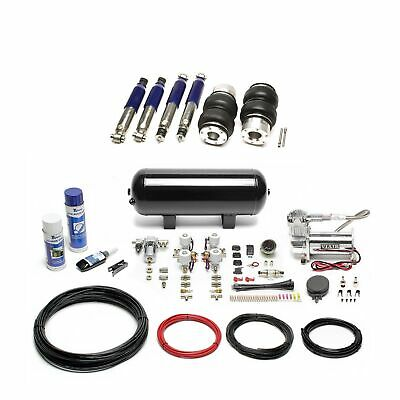 Ta Technix Air-Ride Air Suspension Incl. Compressor-Kit - VW T4 Transporter