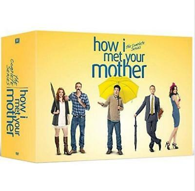 How I Met Your Mother Complete Series Seasons 1 - 9 DVD New & Sealed!