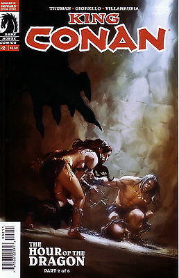 Dark Horse Comics King Conan The Hour Of The Dragon #2 Of 6 Free UK Postage