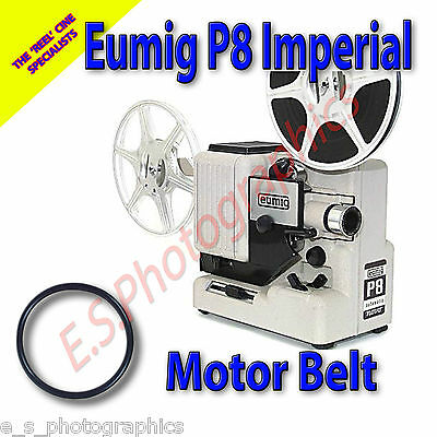 Eumig P8 Imperial Projector Belt 8mm Cine