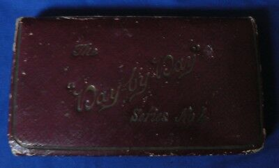 Abel Morrall's 'The Day by Day Series No6' Needle Case' – not complete