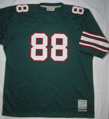 separation shoes 713b4 6eeb1 NWOT ~ JERRY RICE - MISSISSIPPI VALLEY STATE Football Jersey ~ Men's 60