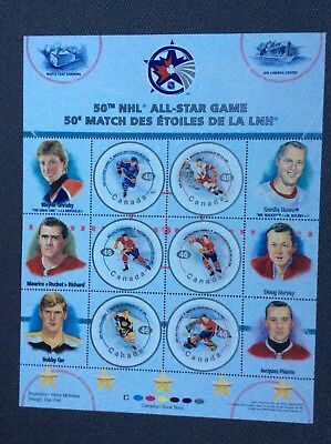 Canadian Sports Stamps