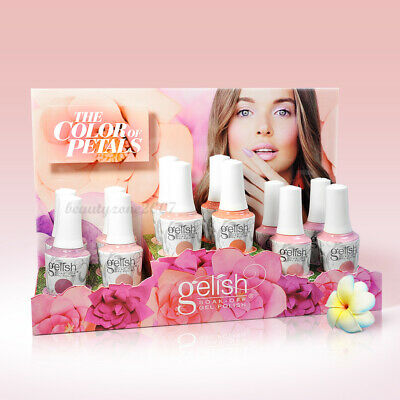 Harmony Gelish Gel Polish The Color of Petals Collection 0.5oz *Choose any one*