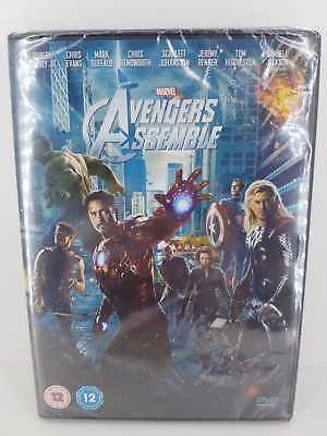 Avengers Assemble DVD - New and Sealed Fast and Free Delivery