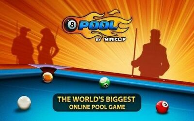 8 Ball Pool Coins 500 Million Plus 50M Bonus Fast Delivery Transfer Or Account