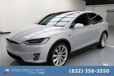 2016 Tesla Model X AWD 90D 4dr SUV Texas Direct Auto 2016 AWD 90D 4dr SUV Used Automatic AWD Premium
