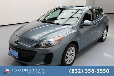 2013 Mazda Mazda3 i Grand Touring Texas Direct Auto 2013 i Grand Touring Used 2L I4 16V Automatic FWD Hatchback