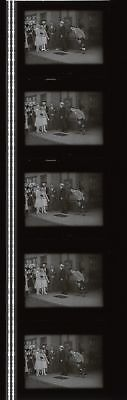 Laurel and Hardy 35mm Film Cell strip very Rare n24