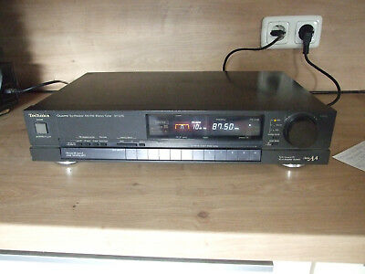 "Technics ST-G70 Quartz Synthesizer AM/FM Stereo Tuner  ""Funktioniert"" (1)"