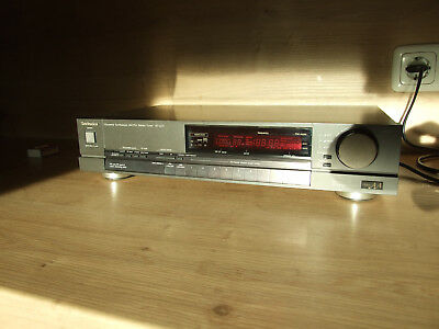 "Technics ST-G70 Quartz Synthesizer AM/FM Stereo Tuner  ""Funktioniert"" (2)"