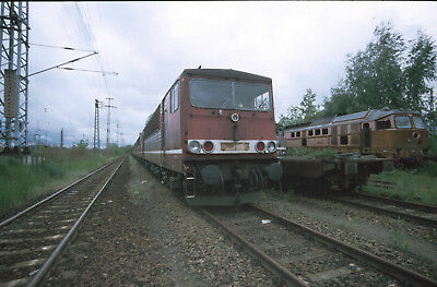Originaldia DB 155 041 AW Cottbus 15.5.1999