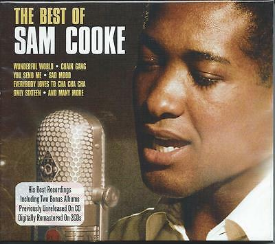 Sam Cooke - The Best Of / Greatest Hits 2CD NEW/SEALED