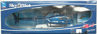 NewRay Eurocopter AS350 POLICE Hubschrauber Helicopter 1:43 Neu/OVP Polizei Heli