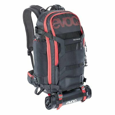 EVOC Trail Builder Technical Performance Backpack Black